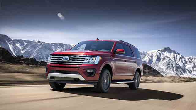 2019 Ford Expedition Hybrid