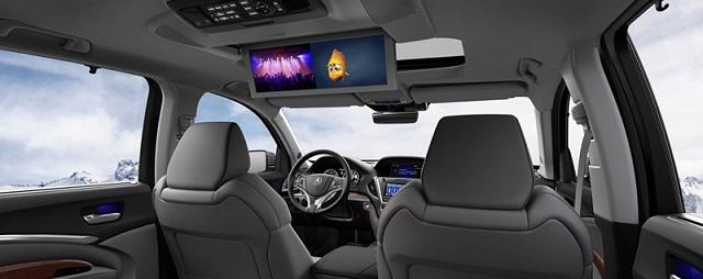 2019 Acura MDX Hybrid interior