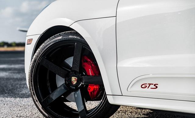 2019 Porsche Macan GTS wheels