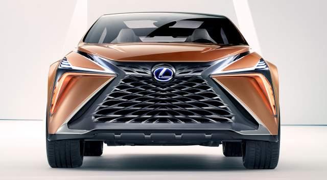 2020 Lexus LF-1 Limitless front