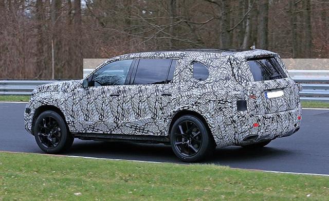 2020 Mercedes GLS redesign