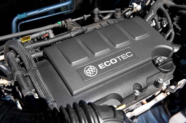 2020 Buick Encore specs