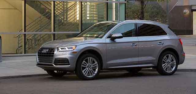 2020 Audi Q5 redesign