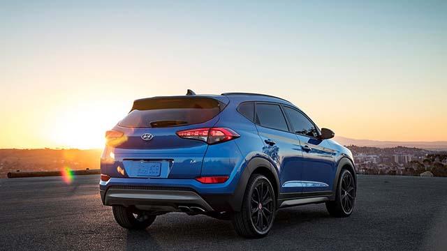 2020 Hyundai Tucson N sport