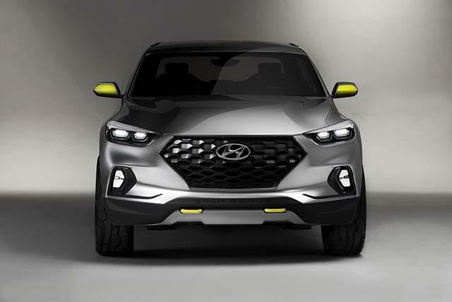 2020 Hyundai Tucson concept