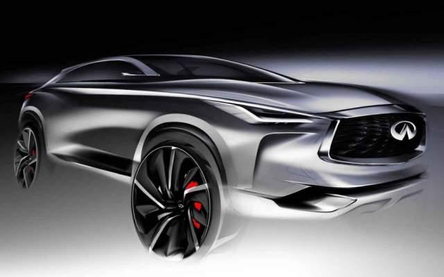 2020 Infiniti QX60 concept