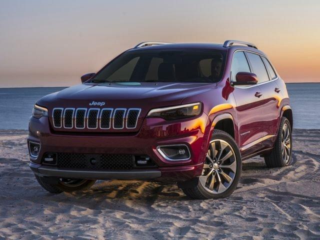 2020 Jeep Cherokee exterior