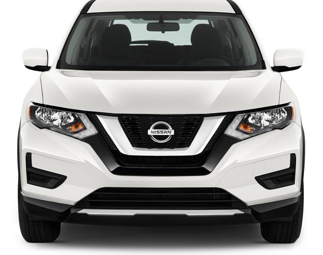 2020 Nissan Rogue facelift