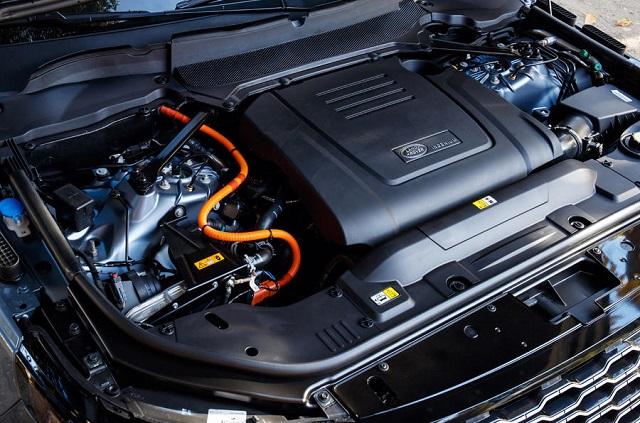 2020 Range Rover Sport PHEV