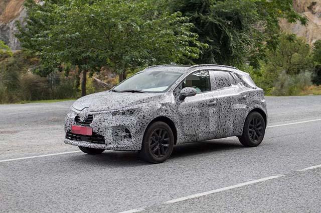 Renault Captur 2020 hybrid