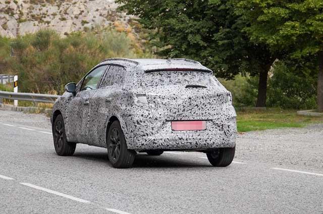 Renault Captur 2020 phev