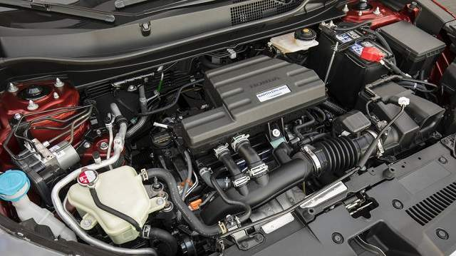 2020 Honda HR-V specs