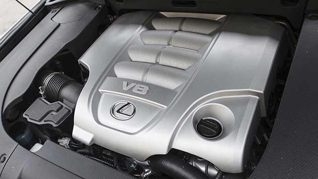 2020 Lexus LX 570 specs