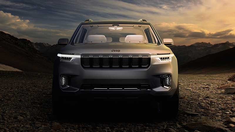2020 Jeep Grand Cherokee – Big Redesign or New Generation ...
