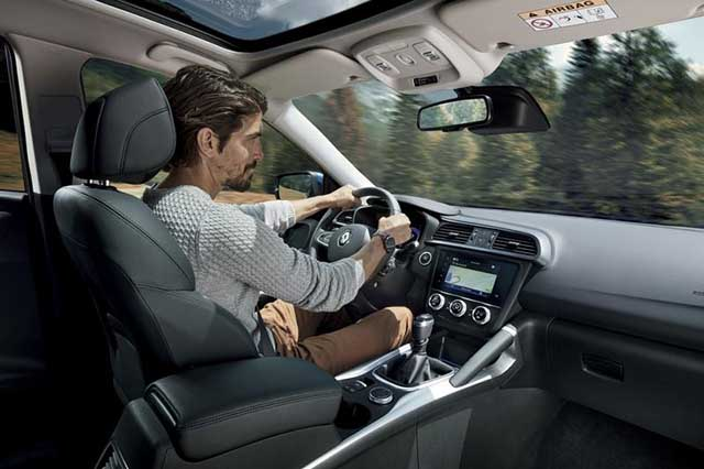 Renault Kadjar 2020 interior changes