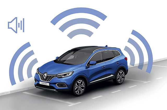 Renault Kadjar 2020 safety