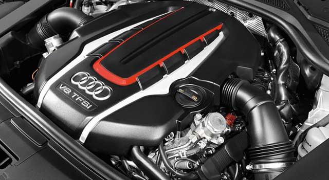 2020 Audi SQ7 engine