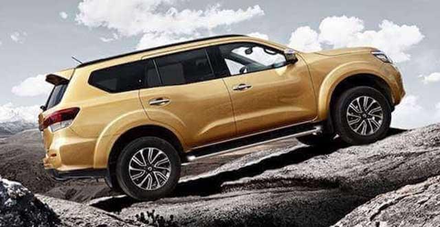 2020 Nissan Xterra price