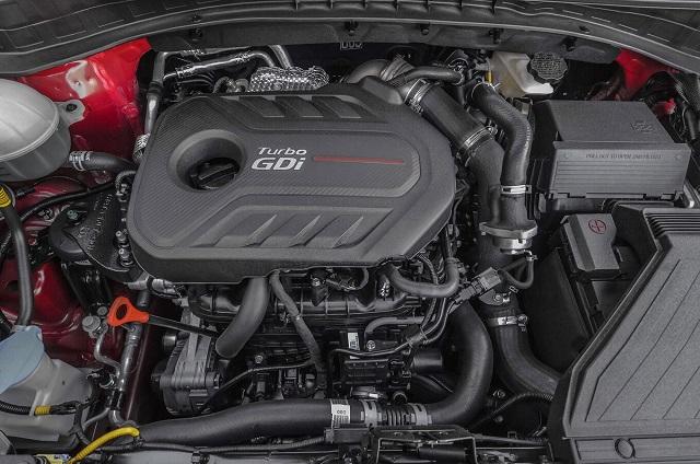 2021 Kia Sportage turbo