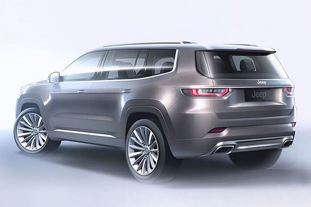 2021 Jeep Grand Wagoneer price