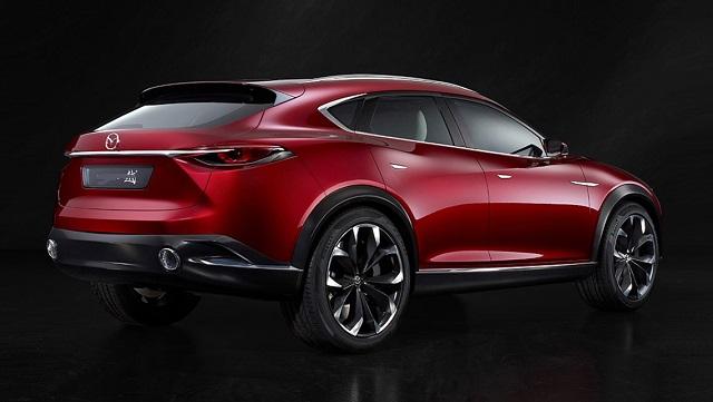 2021 Mazda CX-5 redesign
