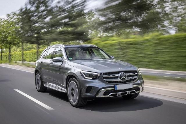2021 Mercedes-Benz GLC phev