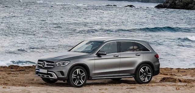 2021 Mercedes-Benz GLC price