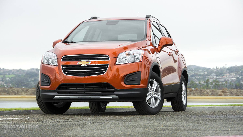 Comparison  Chevrolet Trax Suv 2015  Vs  Chevrolet