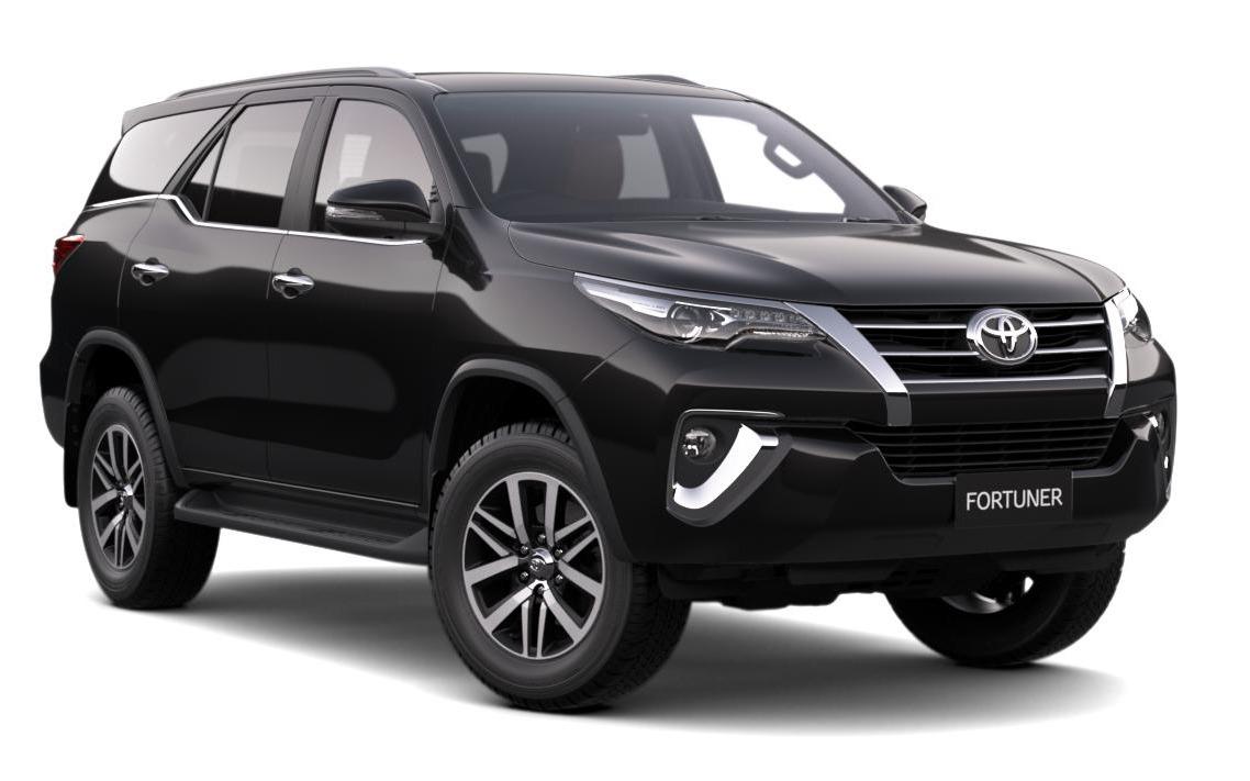 Comparison  Toyota Fortuner Crusade 2017  Vs  Subaru