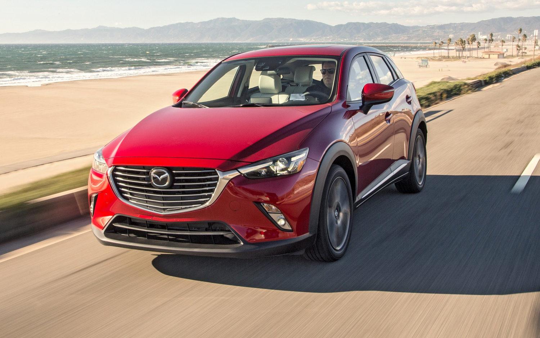 Comparison  Mazda Cx3 Sport 2018  Vs  Subaru Forester