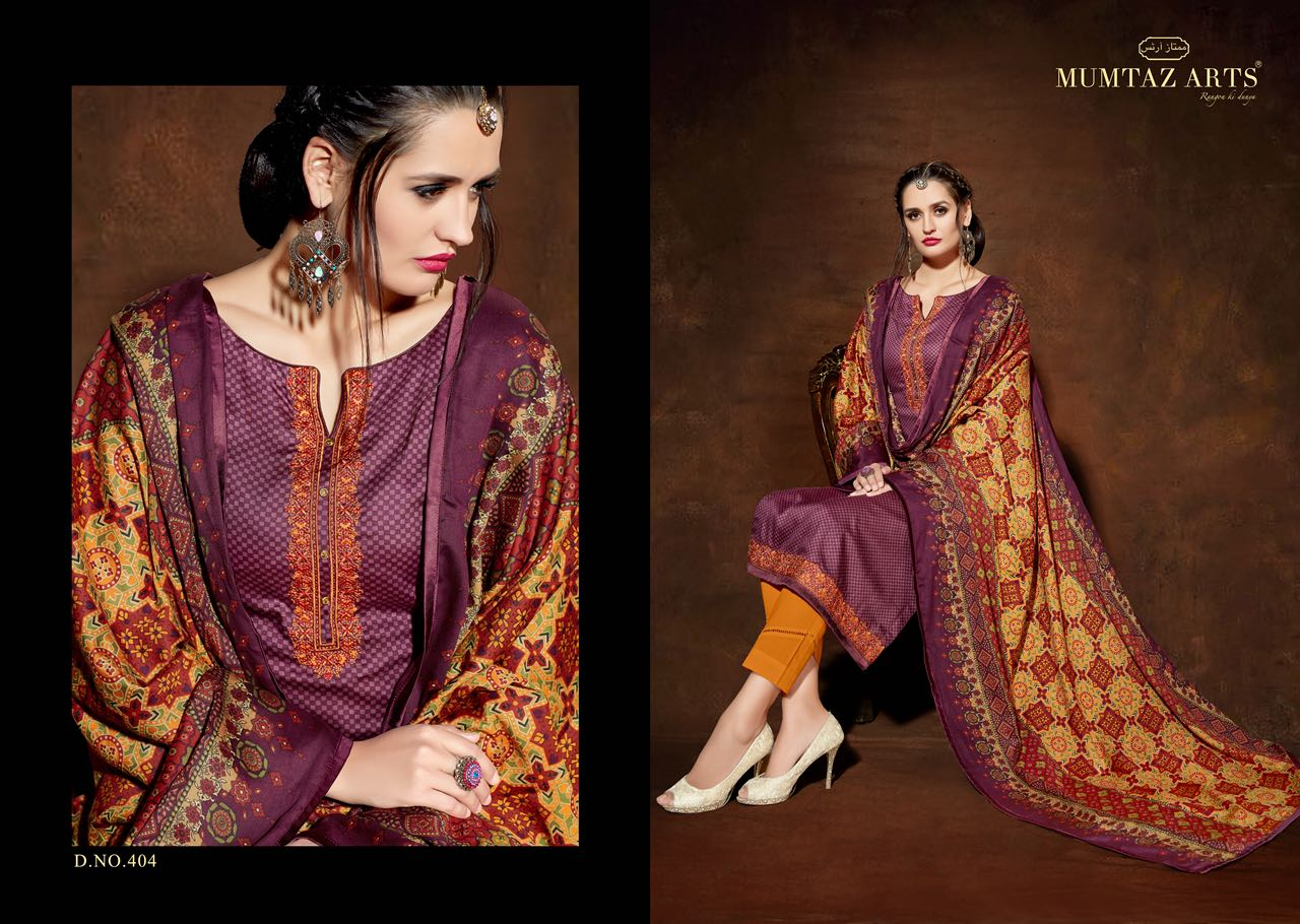 79a73b3e0b Mumtaz Arts Kapas Jam silk embroidered suits - Suvesa- women's clothing
