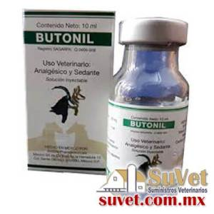 BUTONIL 10 mg/ml  sobre pedido