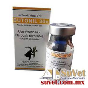 BUTONIL 30 mg/ml  sobre pedido