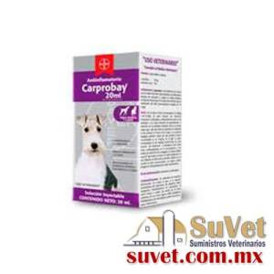 Carprobay® Descontinuado frasco de 20 ml - SUVET
