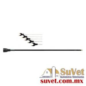Varilla flexible para arreadores hot shot pieza de 42 pulgadas - SUVET