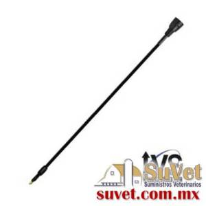 "Batería para chicharra HOT SHOT GREEN W/FLEXIBLE SHAFT 42"" pieza - SUVET"