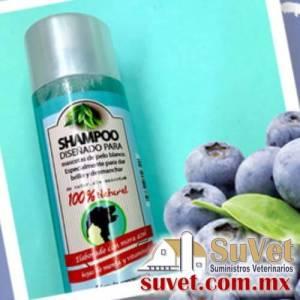 Shampoo más blancura Envase de 240 ml - SUVET