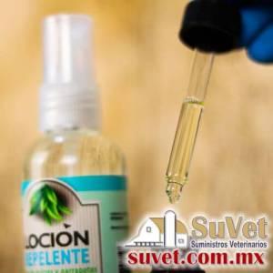 Loción repelente Envase de 120 ml - SUVET