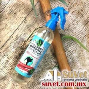 Desodorante desinfectante Brisa del bosque spray de 250 ml - SUVET
