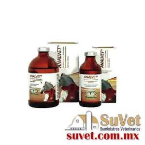 Analvet ® frasco de 50 ml - SUVET