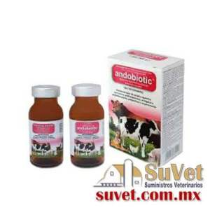 Andobiotic 1 Millon frasco de 5 ml - SUVET