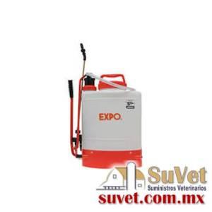 Aspersora Manual tipo mochila portátil modelo EXPO SWISSMEX aspersor de 20 Lt - SUVET