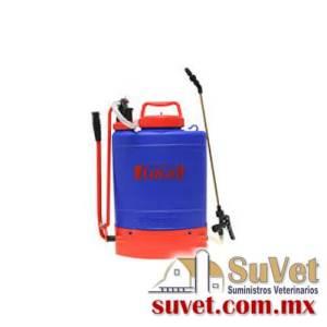 Aspersora Manual tipo mochila portátil modelo LOLA SWISSMEX aspersor de 20 lt - SUVET