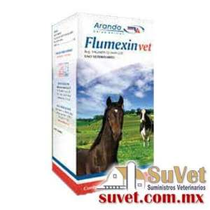 Flumexin Vet frasco de 50 ml - SUVET
