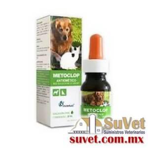 Metoclop Solución Oral Saborizada gotero de 20 ml - SUVET