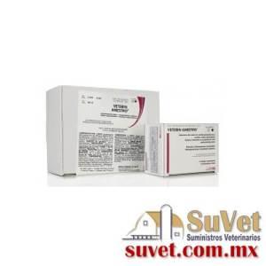 Veterin Anestro (sobre pedido)  con 10 unidades (5 dósis)s - SUVET