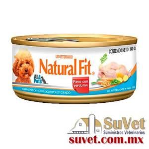 NF Adulto RP Pavo con verduras 140 g lata de 140 gr - SUVET