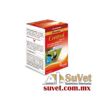 Premium Control 50 tabs frasco de 50 tabletas - SUVET