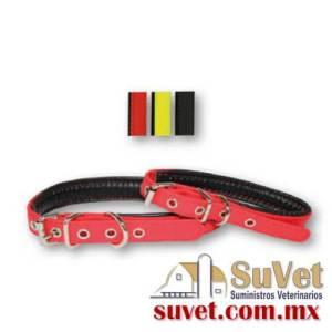 Collar nyl pvc eva roj m  pieza de 1 pieza - SUVET