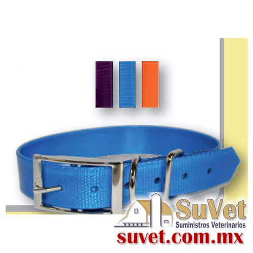 Collar nyl tpu azu neo m  pieza de 1 pieza - SUVET